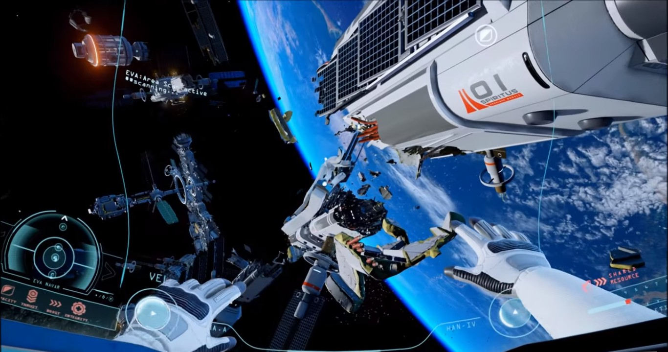 Adr1ft &#8211; Análisis en 3 segundos <br> <span style='color:#f96d5a;font-size:14px;font-weight: lighter;'>No es lo mismo sin Sandra Bullock</span>