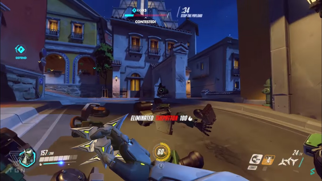 Overwatch &#8211; Análisis en 3 segundos <br> <span style='color:#f96d5a;font-size:14px;font-weight: lighter;'>Hero Shooter of the Storm</span>