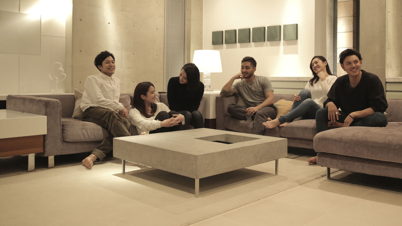 Terrace House ¿Reality o experimento sociológico? <br> <span style='color:#f96d5a;font-size:14px;font-weight: lighter;'>Como Jersey Shore pero con japoneses </span>