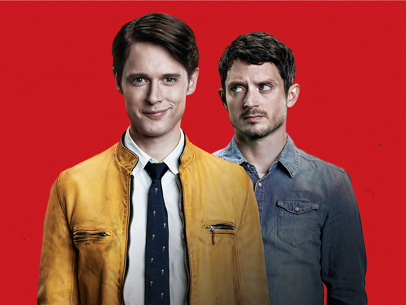 Dirk Gently: Agencia de Investigaciones holísticas <br> <span style='color:#f96d5a;font-size:14px;font-weight: lighter;'>Frodo se hace detective</span>
