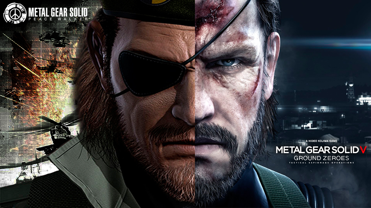 A falta de Phantom Pain… Peace Walker y Ground Zeroes