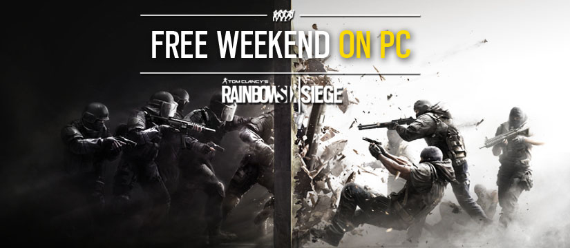 Jugar Gratis #2 <br> <span style='color:#f96d5a;font-size:14px;font-weight: lighter;'>Rainbow Six Siege</span>