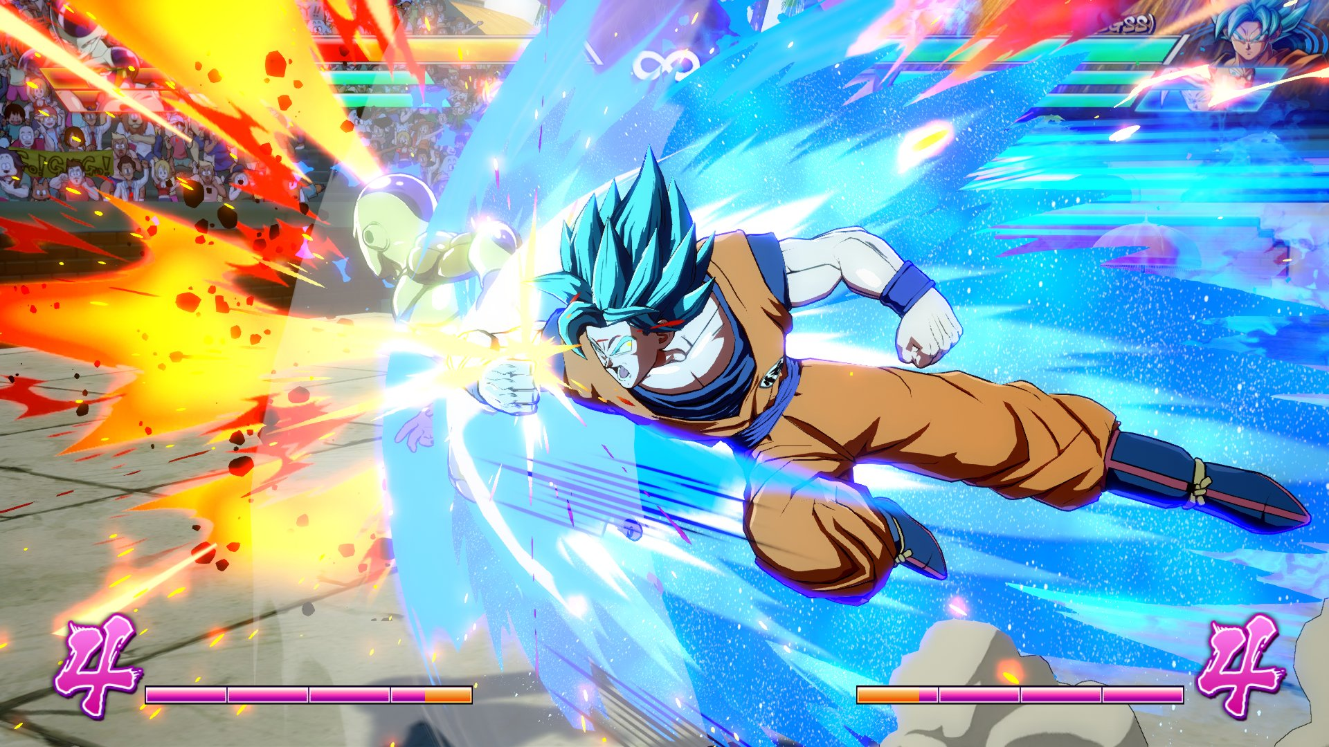 El 13 de Enero empieza la Beta de Dragon Ball FighterZ <br> <span style='color:#f96d5a;font-size:14px;font-weight: lighter;'>Primer juegazo de 2018</span>