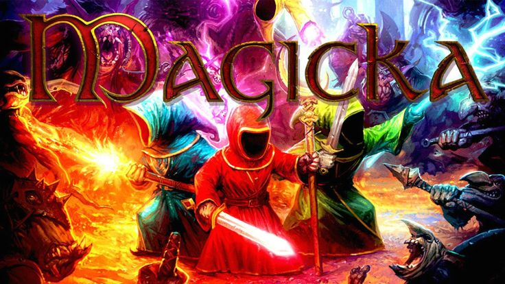 Gana una copia de Magicka, un pack de items y un DLC para Steam