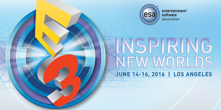 Lo mejor del E3 2016 <br> <span style='color:#f96d5a;font-size:14px;font-weight: lighter;'>Fechas y Horarios</span>