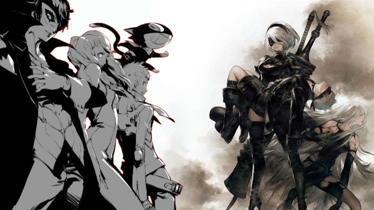 Lo mejor de 2017 no fue The Legend of Zelda <br> <span style='color:#f96d5a;font-size:14px;font-weight: lighter;'>Persona 5 y NieR: Automata</span>