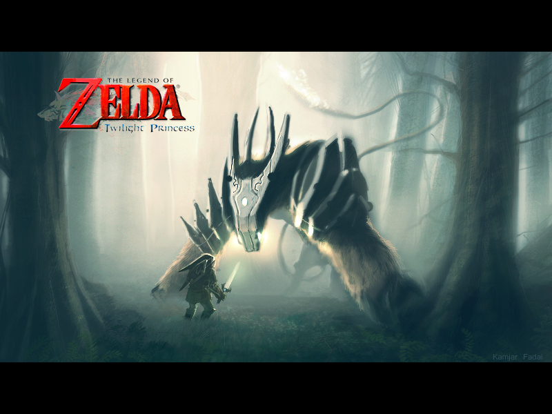 Zelda Twilight Princess vs Zelda