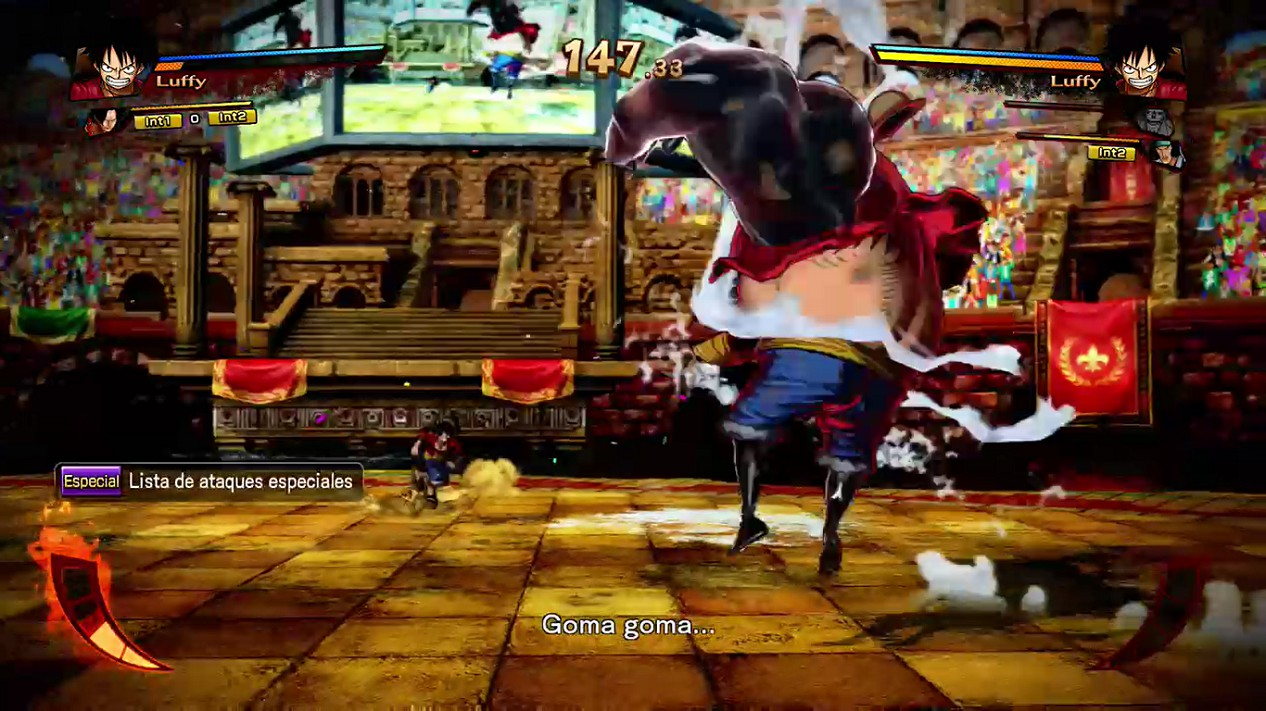 One Piece Burning Blood &#8211; Análisis en 3 segundos <br> <span style='color:#f96d5a;font-size:14px;font-weight: lighter;'>Gomu gomu no Review!</span>