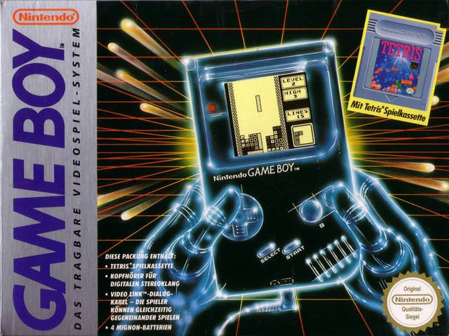 26 aniversario de Game Boy