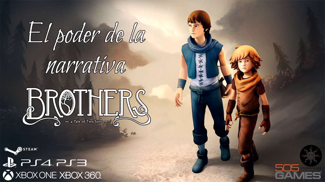 Brothers: A Tale of Two Sons es una historia llena de magia