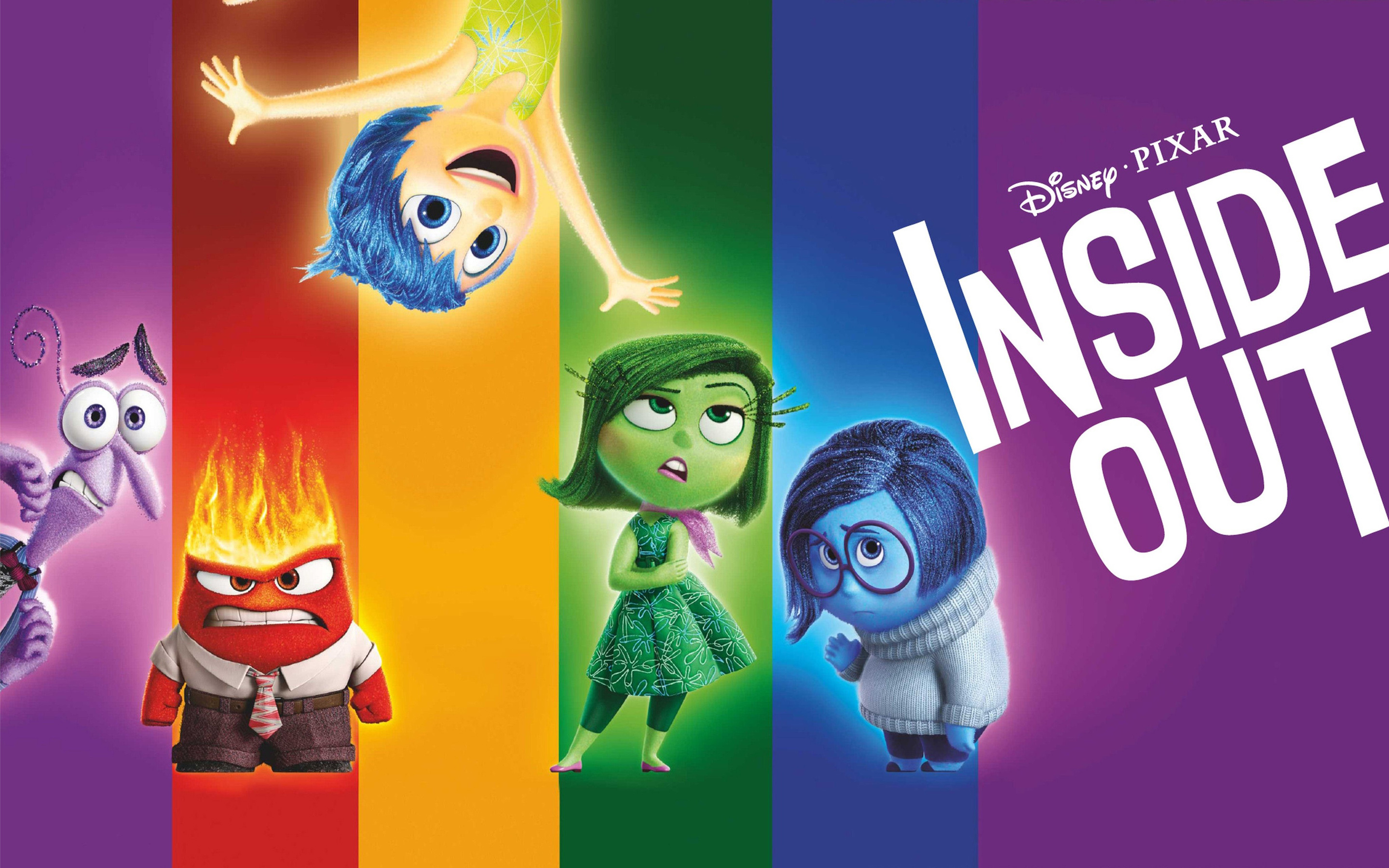 Inside Out: Del revés